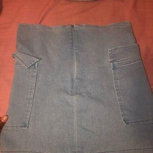 fashion nova mini skirt